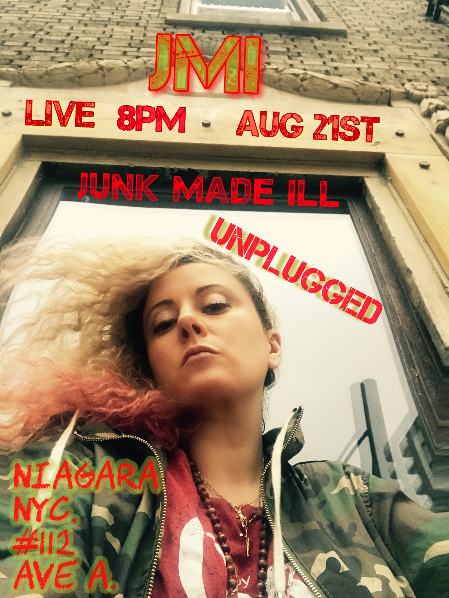 Junk Made iLL Upcoming Show